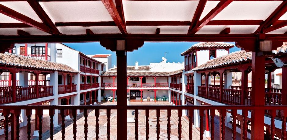 plaza de la constitucion de puerto lapice